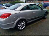 Vauxhall Astra Twintop - 26k - Year MOT - Good interior/Exterior