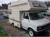 Bedford CF2 Camper
