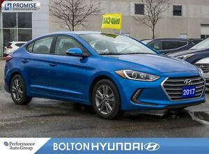 2017 Hyundai Elantra GL|Bluetooth|Accident Free|Camera