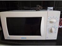 Free Microwave Samsung