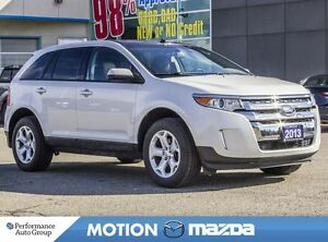 2013 Ford Edge SEL Pano-roof Leather Remote Start