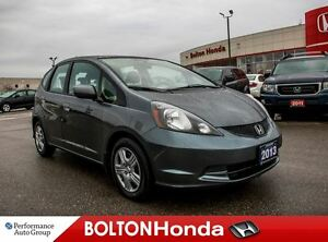 2013 Honda Fit LX|Bluetooth|ABS|Auxiliary|One-Owner