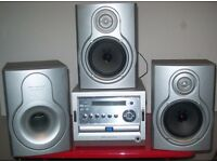 Wharfedale 2.1 DVD Micro System