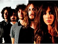 THE ZUTONS - FRIDAY 30TH SEPTEMBER - (SOLD OUT) - 2 TICKETS - FACE VALUE - £25 EACH - ONO
