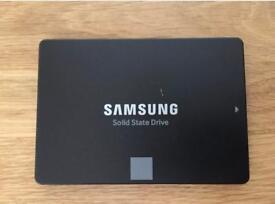 Samsung Evo 850 SSD 256gb