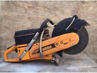 Husqvarna Partner K 950 concrete cutting saw