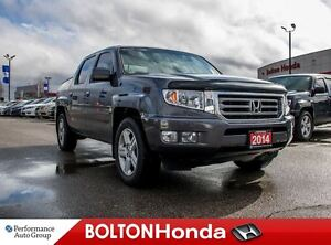 2014 Honda Ridgeline Touring|200K Warranty|Leather|Heated Seats