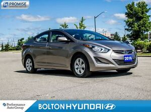 2016 Hyundai Elantra 28730 Km's|Power Windows/Locks/Doors|Off Le