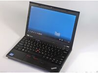 Fast Lenovo Thinkpad X230 Laptop i5 2.60GHz 3rdGen 8GB 128 SSD Windows 7 Webcam