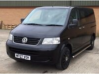 VW Transporter T5 Shuttle 2.5 Tdi Automatic