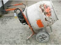 Belle cement mixer 110v