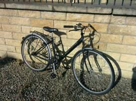 Womens town bike. British made, good condition. Medium.