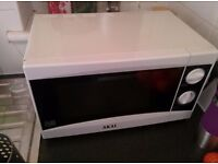 Cheap but functional microwave