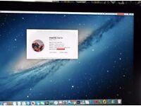 imac 21.5 slim late 2012 8gb ram 1tb hard drive