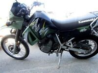 2003 Kawasaki KLR650 **Excellente condition