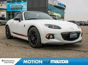 2014 Mazda MX-5 GS Club EDT Hardtop+ Winter Tire Pkg