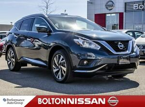 2017 Nissan Murano Platinum,Leather,Navigation,Bose,Panoramic su