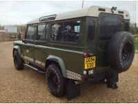 Buying old Land Rover Defenders