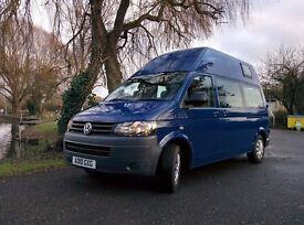 2010 VOLKSWAGEN TRANSPORTER T5 BRAND NEW CAMPER VAN CONVERSION WITH AIR CONDITIONING