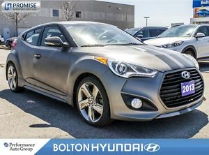 2013 Hyundai Veloster Turbo Matte|Navi|Leather|Panoroof|Camera|C