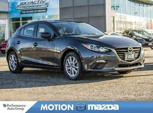 2014 Mazda MAZDA3 SPORT GS 6Spd Navi Heated Seats