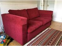COMFY SOFA BED. Free delivery!!!