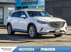 2016 Mazda CX-9 GT Signature DEMO Nappa Leather