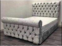 Good quality sleigh beds on sale
