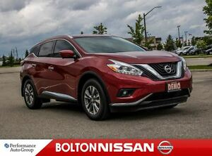 2017 Nissan Murano SL|Panoroof|Leather|Bluetooth|Heated Seats