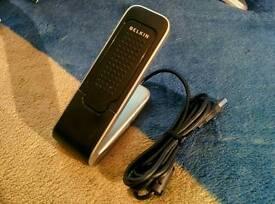 Belkin N1 USB wireless adaptor