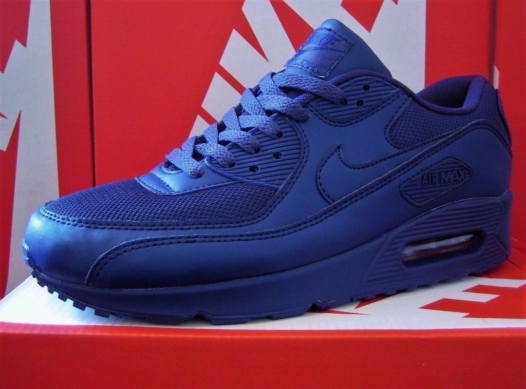 Brand new in box NIKE AIR MAX 90 *BLUE* Click for more images and details