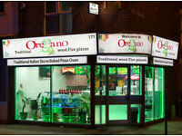 Licensed Italian Pizza Restaurant / Takeaway Lease For Sale