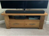 Next TV Unit, Hartford. Solid wood