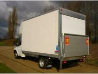 CHEAP,RELIABLE 24/7 MAN AND VAN HOUSE OFFICE STUDENT REMOVALS TRANSIT AND LUTON VAN HIRE UK& EUROP