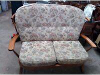 Ercol style sofa