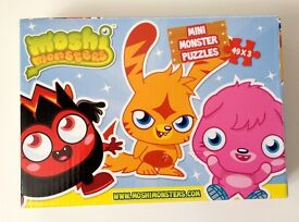 Moshi Monsters Puzzles £2 each