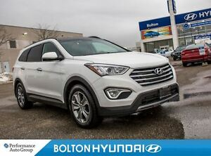 2015 Hyundai Santa Fe XL AWD|Leather|Panoroof|Camera|PushStart