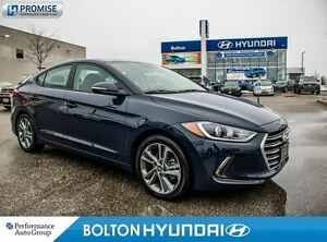 2017 Hyundai Elantra GLS|Sunroof|Camera|TouchScreen|Bluetooth|Al