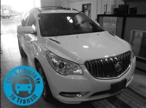 2017 Buick Enclave Leather  Dual Sun  Heat Wheel  Safety Pkg 