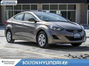 2013 Hyundai Elantra L|Power Windows|Power Locks|USB|CD