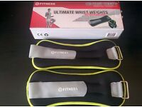 1kg Wrist/ Ankle Weights