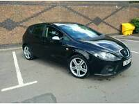 Seat Leon Fr DSG 2.0 tfsi turbo petrol Low Mileage!