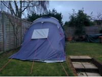 4 Man 2x2 Outdoor Gear Ozzie TENT 2 bedrooms and large living area in fantastic condition