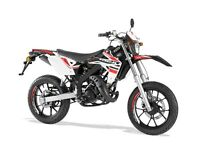 Rieju MRT Supermotard 50cc Motorcycle - 2 Years Parts & Labour Warranty - Finance Available!!