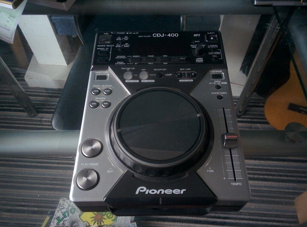 Pioneer CDJ400