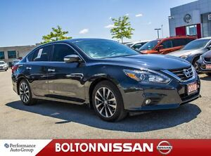 2016 Nissan Altima 2.5 SL Tech|NAVI|Leather|Bluetooth|Moon Roof