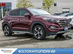 2017 Hyundai Tucson 1.6T LIMITED|Leather|PanoRoof|NAVI|Camera