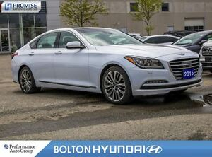 2015 Hyundai Genesis 5.0 Ultimate|Off Lease|Leather|PanoRoof Nav