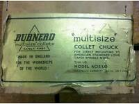 Burnerd Multisize Collet Chuck. L0 fitting. Unused and as new.