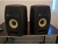 Pair of KRK VXT6 monitors for sale. Used but in great condition.